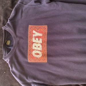 Obey Crewneck XL